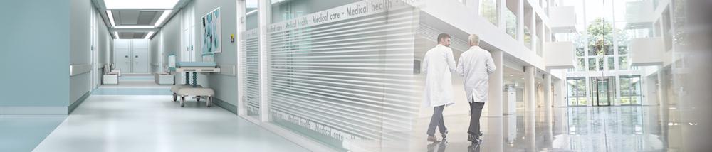 Healthcare bottom banner
